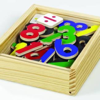 Números Magnéticos
