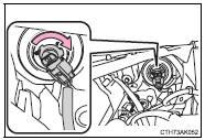 Toyota Corolla Owners Manual: Replacing light bulbs