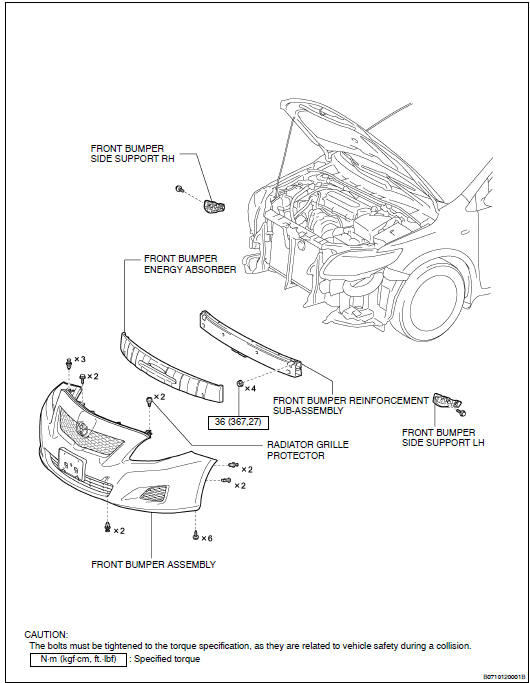 Toyota Corolla Body Repair Manual: About this vehicle
