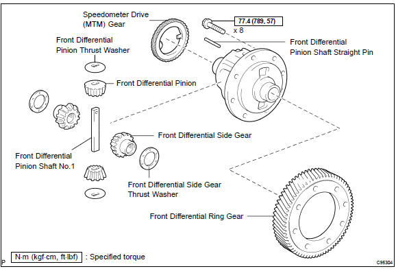 Mtm Toyota Transmission Diagram. Toyota. Auto Parts