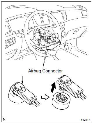 07 Corolla Steering Column Wiring Harness : 41 Wiring