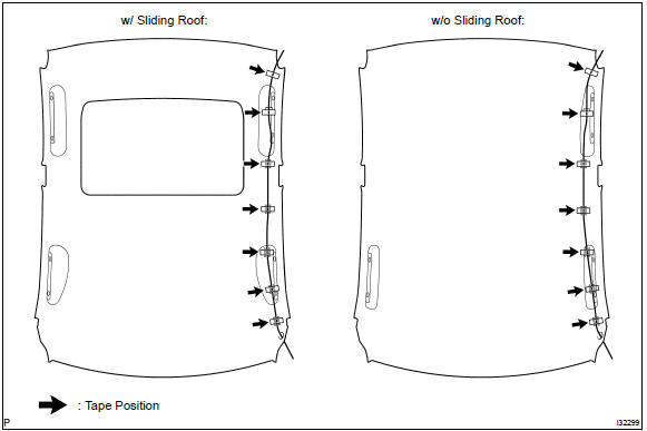Toyota Corolla Repair Manual: Antenna cord sub–assy