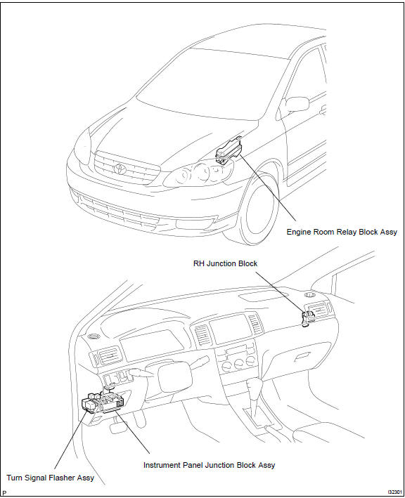 Toyota Corolla Repair Manual: Wiring