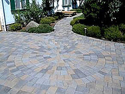 town country paving stone