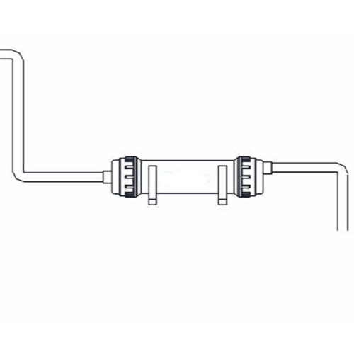 Pentair 475612 ETI400 Neutralizer Condensate Cartridge Kit