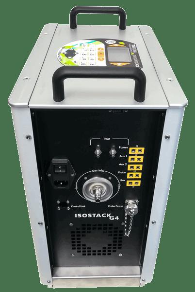 Isostack G4 - TCR Tecora