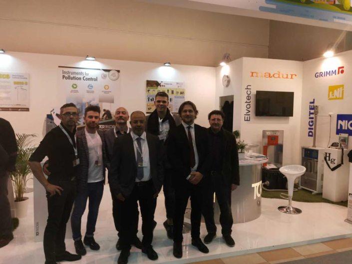 Ecomondo 2019 - TCR Tecora
