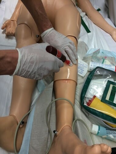 American Heart Association Advanced Cardovascular Life Support (ACLS)