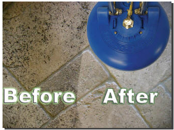 Richmond Hill Grout Cleaning