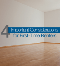 Four Important Considerations for First-Time Renters | TCS ...