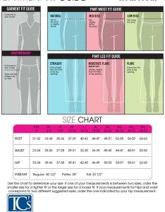 Heart soul size chart also tc   uniformsinc rh tcsums