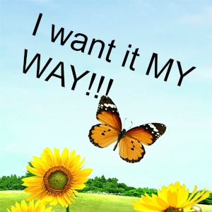 I want it my way