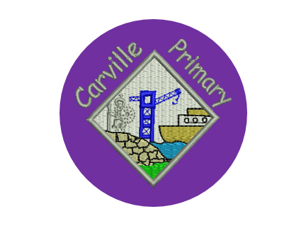 Carville Primary logo