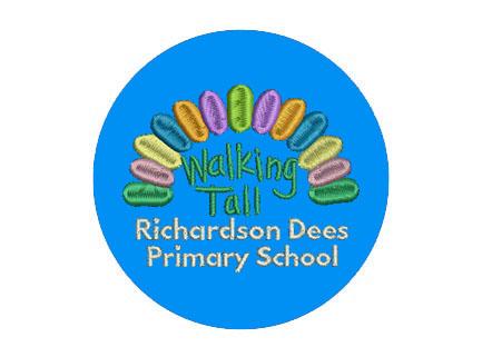 Richardson Dees Primary School logo