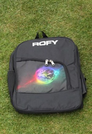 Rofy Hockey Backpack Planet