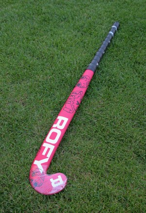 Rofy Hockey Stick Junior Ind Skull