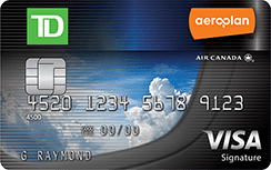 Air miles credit card no annual fee