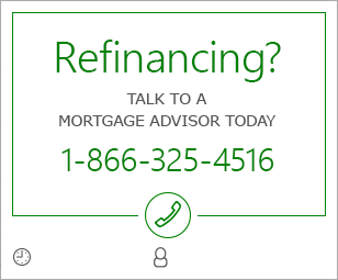 Refinancing your home