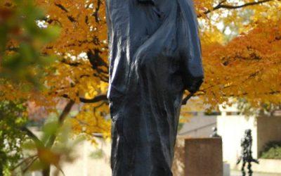 Voir des statues de Rodin hors des musées à Paris