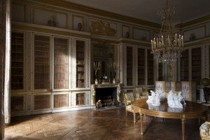 Versailles king's private apartments
