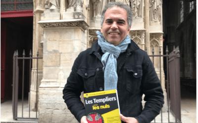 Les chevaliers Templiers de retour à Paris