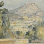 Cézanne sainte victoire
