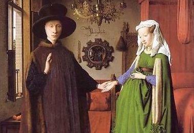 """Vidéo – La Comédie des Arts n°7 – """"Les époux Arnolfini"""", de Jan Van Eyck"""