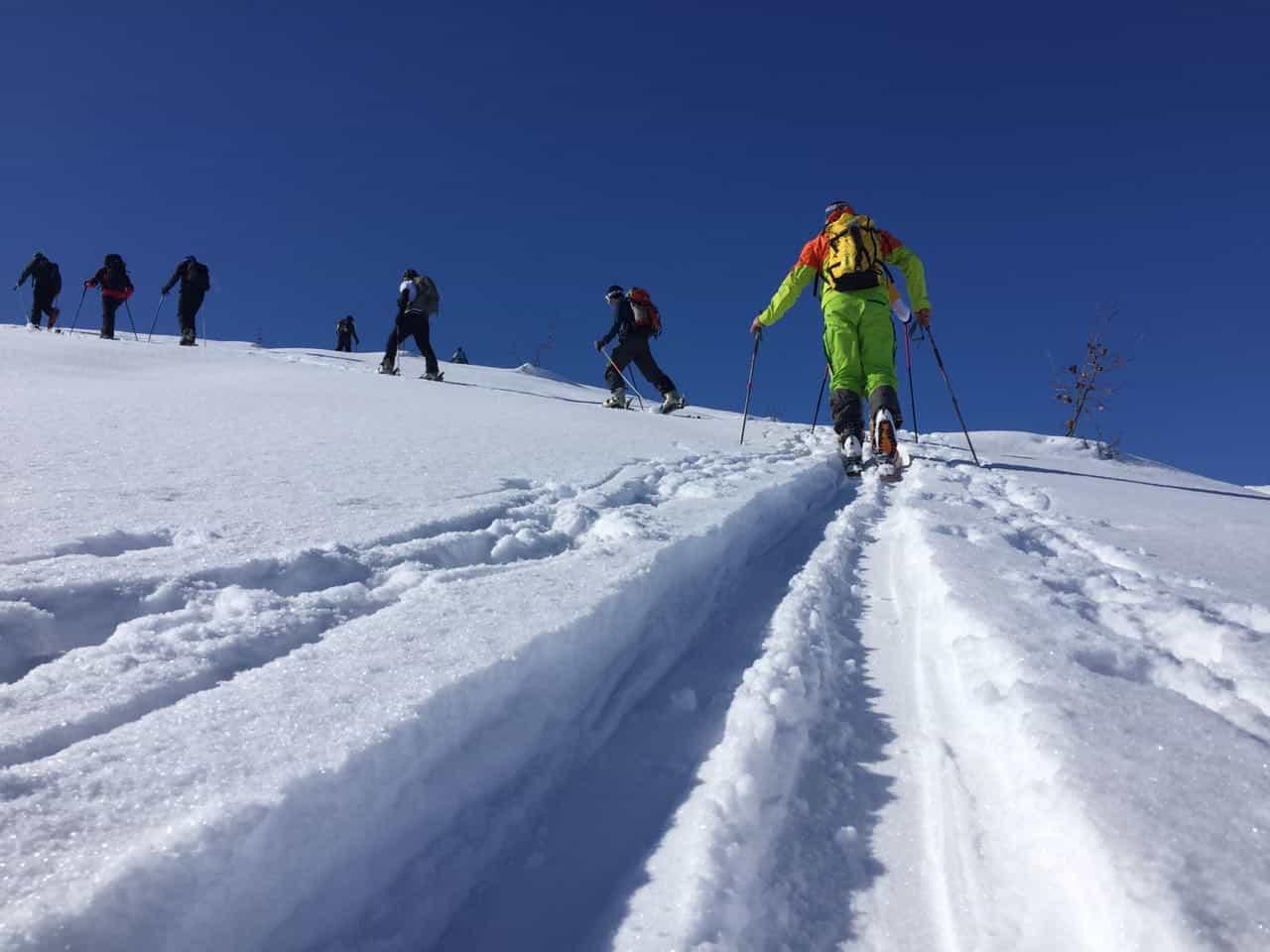 Dağ Kayağı İleri Seviye Eğitimi - Kayseri Katılımcı Listesi