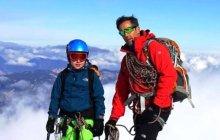 Boltun Sıcak Kollarında Alpinizm