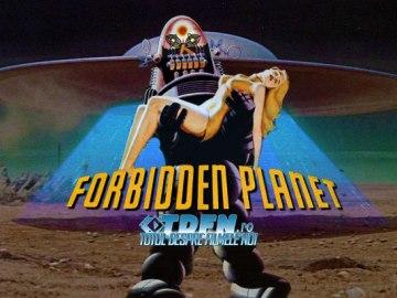 Filmul Clasic Sci-Fi FORBIDDEN PLANET Va Avea Parte De Un Re-Make?