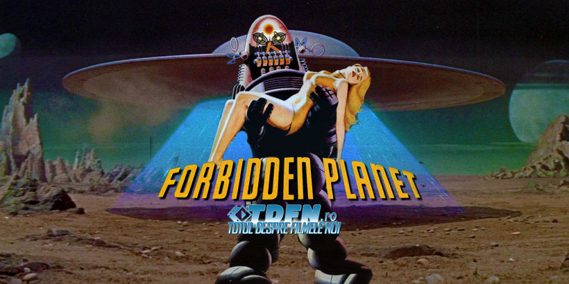 Filmul Clasic Sci-Fi FORBIDDEN PLANET Va Avea Parte De Un Re-Make?