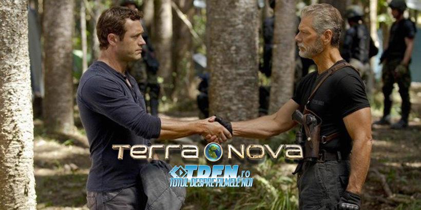 FOX amana serialul Terra Nova pana in Toamna