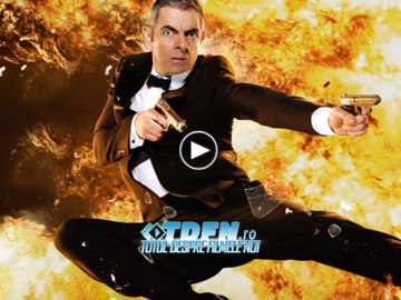 Rowan Atkinson este din nou Johnny English - Vezi noul Trailer
