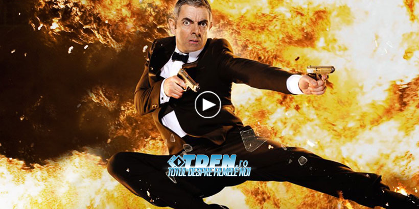 Rowan Atkinson este din nou Johnny English - Vezi noul Trailer