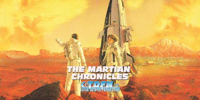 Paramount Vrea Ecranizarea Cronicilor Martiene - The Martian Chronicles