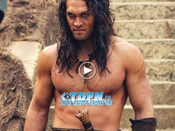 Noul Full Trailer Conan The Barbarian 3D Arata Dur si Sangeros!