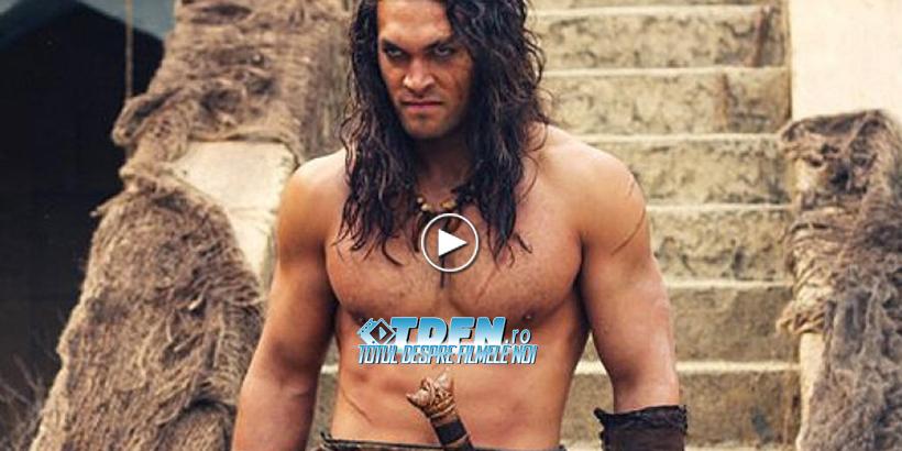 Noul Full Trailer Conan The Barbarian 3D Arata Dur si Sangeros!