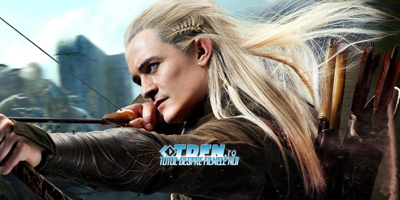 Orlando Bloom Confrimat Pentru Rolul Legolas In The Hobbit