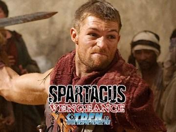 Spartacus Vengeace Primele Imagini Cu Liam Mclntyre Si Teaser Trailer