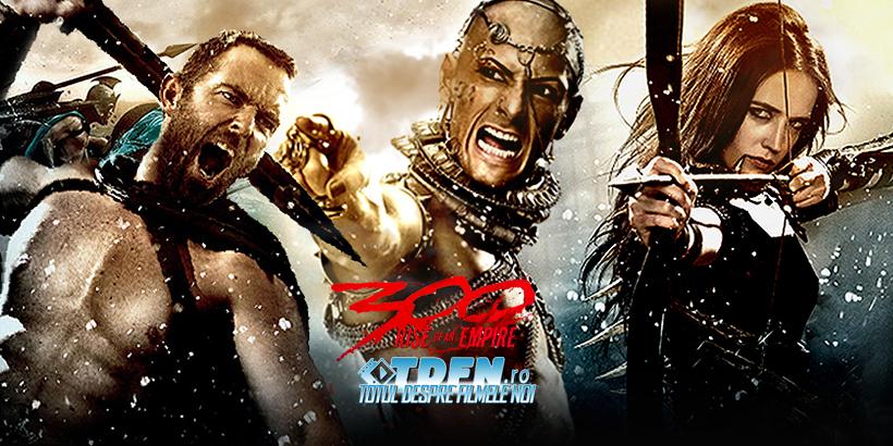 Continuarea Filmului 300 Se Numeste Acum ASCENSIUNEA UNUI IMPERIU