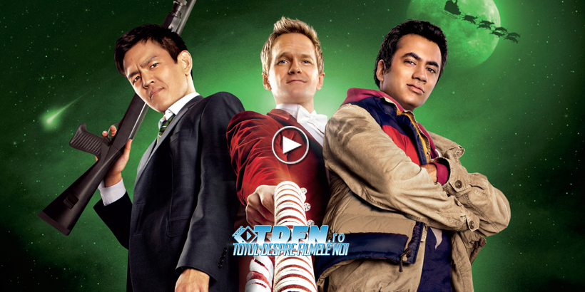Primul Trailer Pentru Comedia A Very Harold And Kumar 3D Christmas
