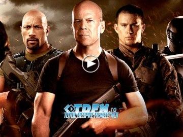 G.I. Joe: Retaliation Vine Cu Imagini Noi Intr-un Nou Spot Tv