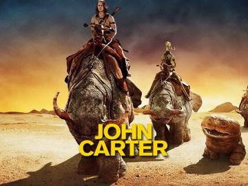 John Carter: Aventura SF În 4 Clipuri Noi Care Iţi Taie Răsuflarea.