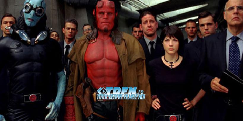 Guillermo Del Toro A Declarat Că Plănuieşte Să Realizeze Şi Hellboy 3