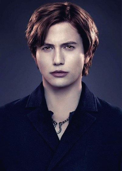 Twilight Breaking Dawn Part 2: Jackson Rathbone