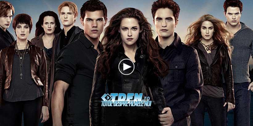 Twilight Saga Breaking Dawn Part 2: Vezi Noul Trailer Cu Bătălia Finală Dintre Clanurile De Vampiri