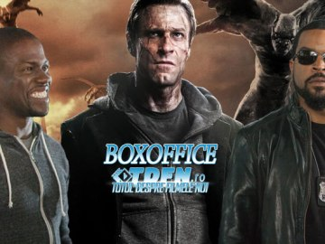 Boxoffice: I, FRANKENSTEIN Are Încasări Slabe Iar Comedia RIDE ALONG Este Încă Filmul Numărul Unu