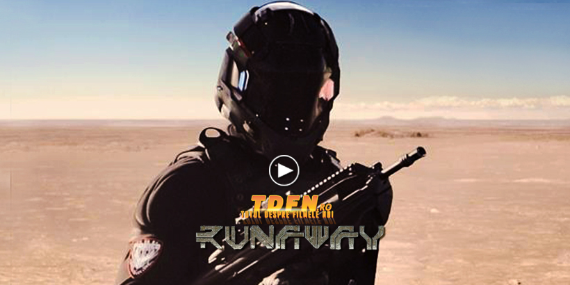 RUNAWAY: Un Film Scurt Sci-Fi Cu Efecte Speciale Uimitoare Ce Trebuie Să Îl Vezi