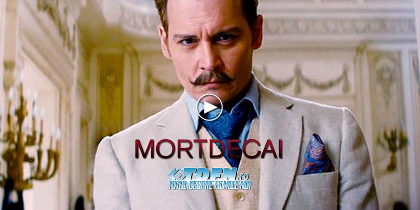 JOHNNY DEPP Revine La Un Rol Trăznit În Primul Trailer Pentru Filmul MORTDECAI