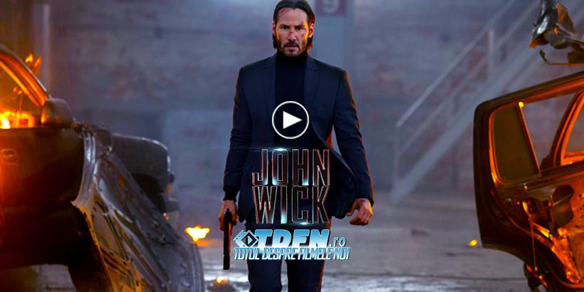 Trailer JOHN WICK: Răzbunarea Unui Fost Asasin Înseamnă Acţiune Serioasă Cu KEANU REEVES